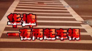 华埠一夜连发两致命车祸  流浪汉单车华翁命丧车轮下
