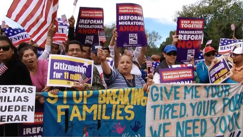 移民政策研究所:移改行政令符合美国移民法精神