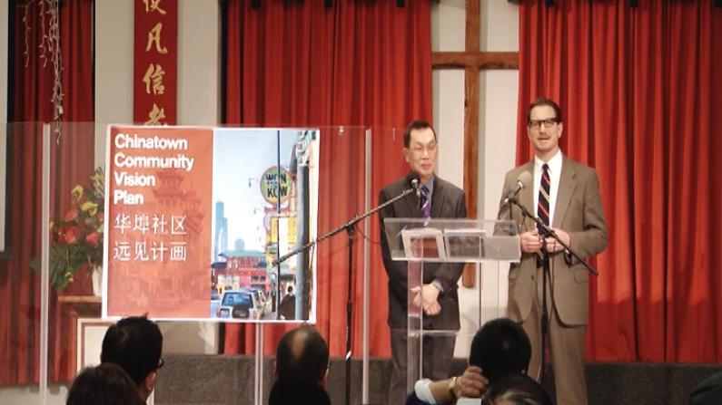 芝加哥华埠远见计划预计明年实施  改善社区治安为首要任务