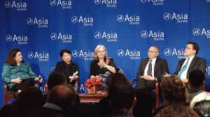 纽约亚洲协会举办APEC总结研讨会