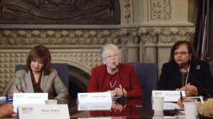 市教育局长与少数族裔媒体座谈 支持特殊高中入学改革