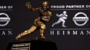 第80届海斯曼奖颁奖典礼 大学美式橄榄球最高荣誉