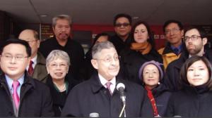 库默签署春节公校放假法案 民选官员华社庆祝