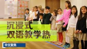 中文聚焦:沉浸式中文教学受追捧