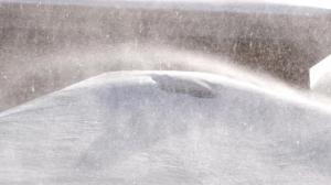 芝加哥地区遭暴风雪袭击    交通情况未受太大影响