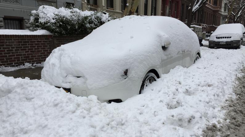 应对暴风雪市府反应过度 纽约客们众说纷纭给差评?