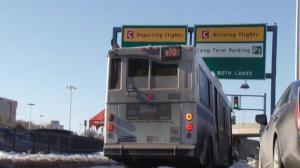 雪后交通基本全线通畅 延误取消航班陆续恢复