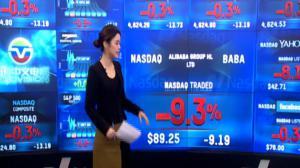 阿里巴巴股价暴跌市值蒸发逾百亿 权衡加息美股早盘震荡