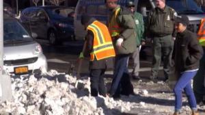 纽约市扫雪费每英寸180万 雪量越小花费越高