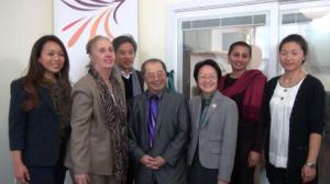 纽约亚裔妇女中心华埠设址 致力帮助家暴受害者