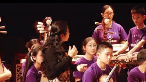 紫禁城室内乐团休斯敦上大师课 向在美华裔青少年传授国乐精髓
