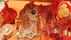 春节将至 法拉盛过年气氛浓