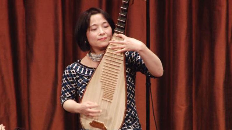 将中国琵琶引入西方第一人 吴蛮:让东西方音乐交融合作