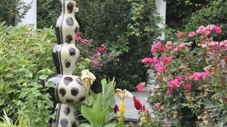 张温帙雕塑园6月开放 成纽约首个华裔冠名公共雕塑园