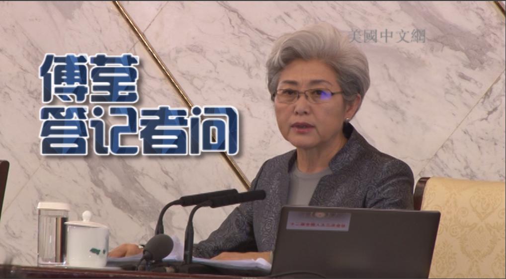人大首场发布会 傅莹:2015年国防预算增长幅度约为10%
