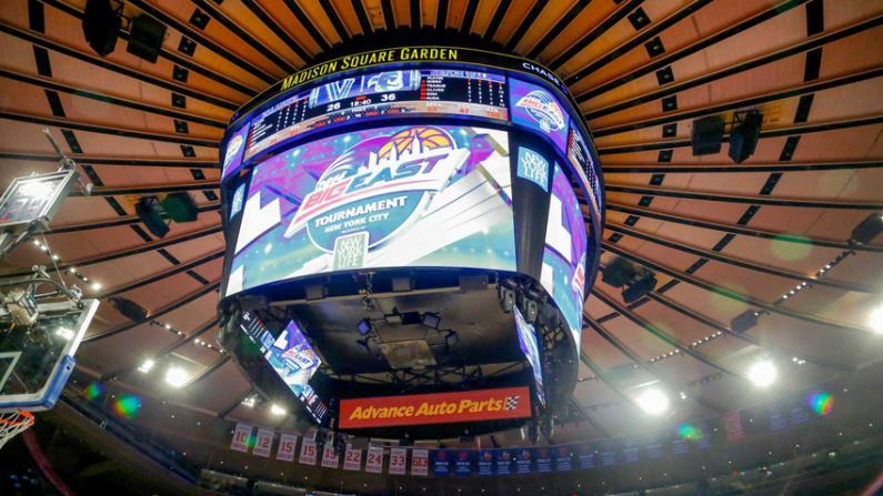 大东联盟冠军赛 纽约篮球风景线