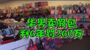 休斯敦华男卖假冒奢侈品 假货渠道为中国和纽约