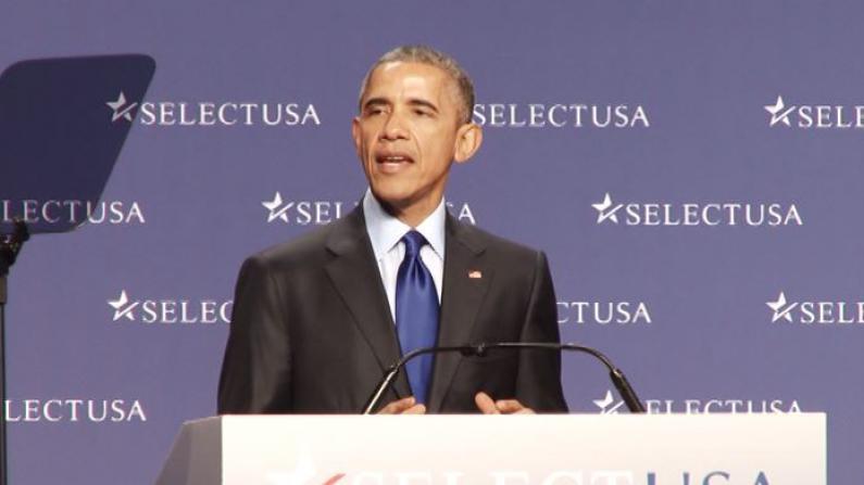 第二届选择美国投资峰会华盛顿召开 奥巴马:改革L-1B签证 方便海外企业员工来美