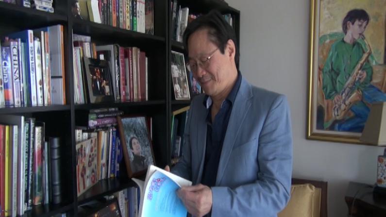 芝加哥华裔话剧导演谷文瑞:舞台上展人间百态 用话剧实现梦想