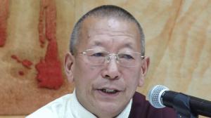 中国全国人大西藏代表团访休斯敦 与各界人士座谈介绍西藏发展变化