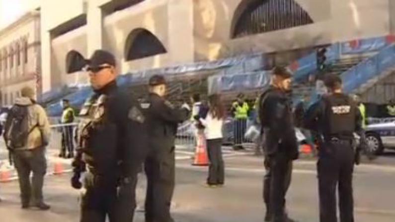 波士顿马拉松下周一开赛  警方将设高密度安保措施