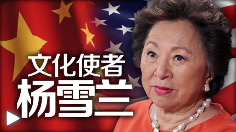 杨雪兰:中美文化交流使者