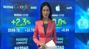 财报给力纳指上攻欲再破纪录 亚马逊业绩亮眼股价飙涨