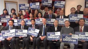 第11选区国会众议员候选人邓诺允 获联成公所背书