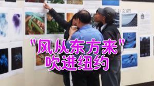 """""""风从东方来""""摄影展吹进纽约华埠 200作品展示中国多元魅力"""