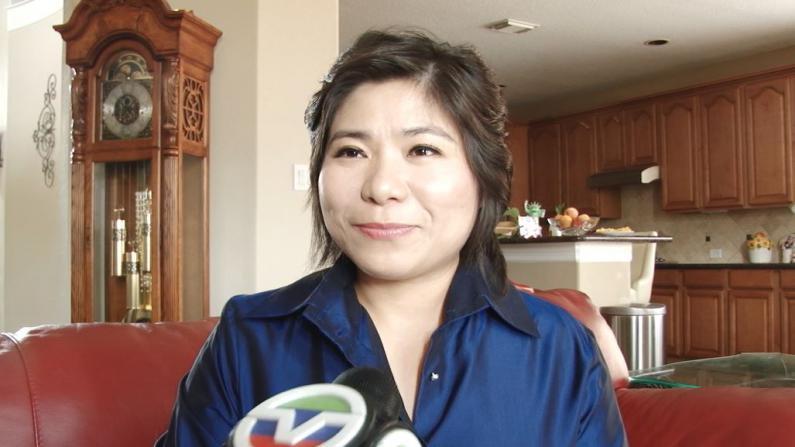 休斯敦单亲妈妈竞选学区委员 誓为华人发声争取权利