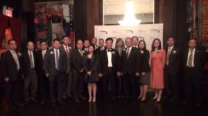 人力中心2015年慈善筹款晚宴 三华裔获奖