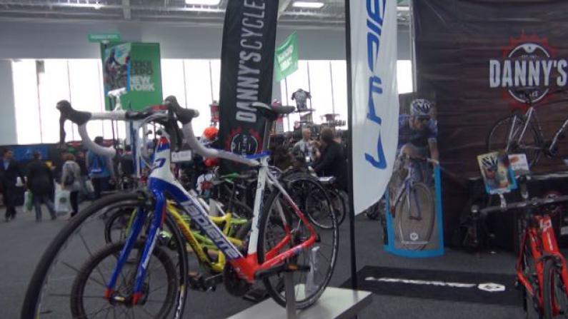 第38届纽约自行车展开幕 吸引上万骑行爱好者