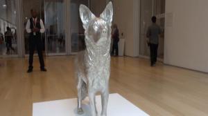 查尔斯雷雕塑展芝加哥艺术馆展出 四件佳作首亮相