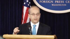 罗素:中国在南海争议海域行为须遵国际法