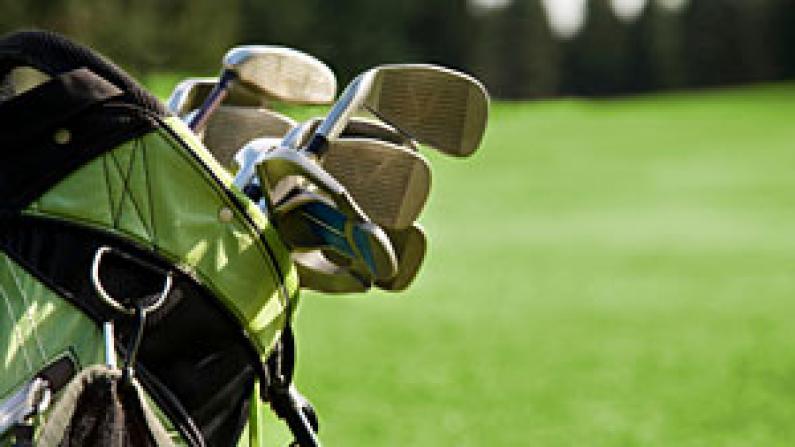 高尔夫101之一:精挑细选择球杆