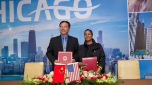 芝城旅游局与中方签署文化战略合作   华人业者冀文化旅游吸引更多中国客
