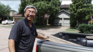 恶劣天气北移德州部分居民撤离 休斯敦洪灾后遗症 华裔民众三车被淹
