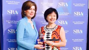 张洁心获评年度优秀中小企业家 成全美唯一入选亚裔