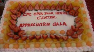华策会人瑞中心举办十年一次感恩餐会 颁奖陈受权