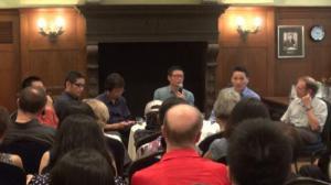 纽约读者与中国当代优秀作家对谈