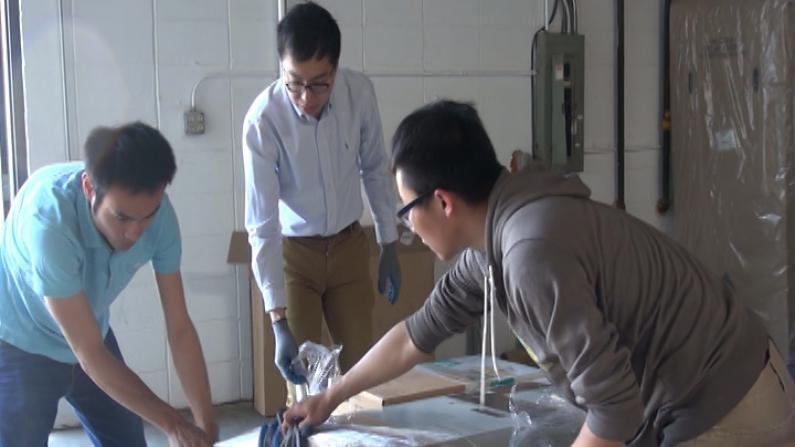 西北大学5名中国留学生创业 致力打造芝加哥最优家具电商