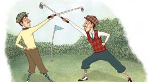 高尔夫101之三:球场礼仪必不可少