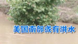 """""""比尔""""降级为热带气旋继续北移 美南部分地区全天降雨仍有洪水威胁"""