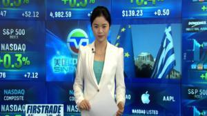 希腊恐慌暂缓美股高开 中国频发利好救市沪指涨近6%
