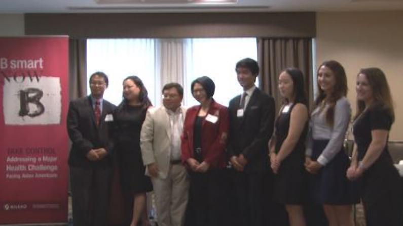 波士顿举办乙肝医学讲座  专家:亚裔病患多 早检查早治愈
