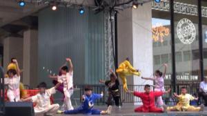 林肯中心户外音乐节 《爱心来自中国城》专场上演