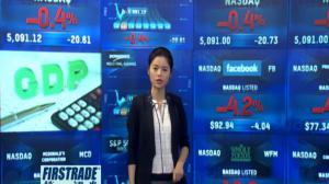 二季GDP增2.3%加息倒计时 四大券商救援脸书股价照跌