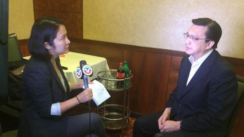 独家专访马来交通部长(一): 不放弃追究MH17空难肇事者责任
