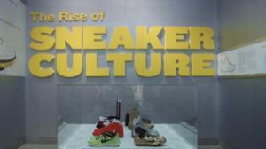 从街巷到秀场 运动鞋文化展布鲁克林博物馆上演