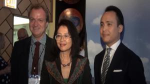 首届芝加哥亚洲电影节开幕  以电影为载体 传播亚洲文化
